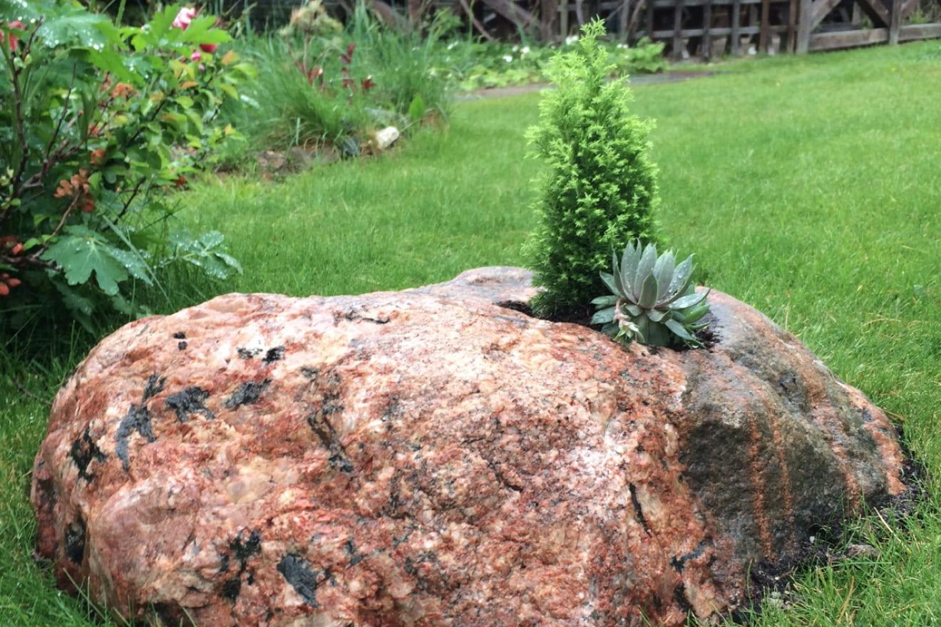 Изделия из каменной коры