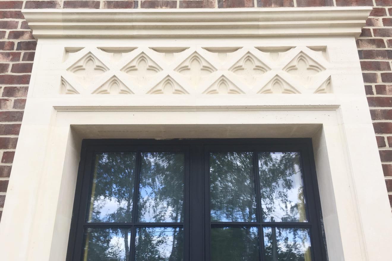 Архитектурный бетон (декор). Изделия из серого бетона на специальных наполнителях. Тераццо.